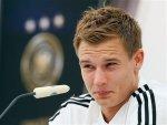 Soccer Euro 2012 Training Germany